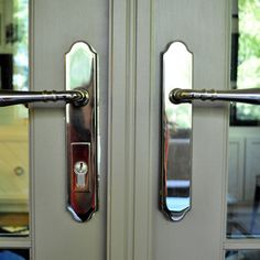 Custom Doors Lock Hardware